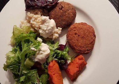 Makrobiotikus ételek és desszertek