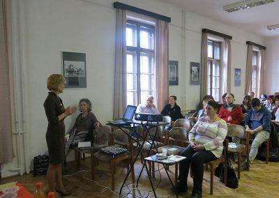 Makrobiotikus előadások és bemutatók