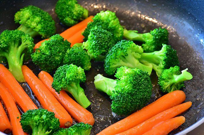 15+1 makrobiotikus főzési és ételkészítési módszer