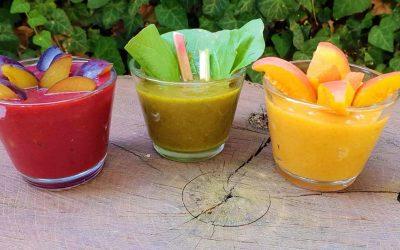Az nyári gyümölcsök makrobiotikus tartósítása egyszerűen és gyorsan