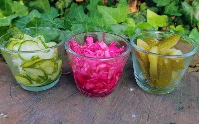 Így készül gyorsan és egyszerűen a makrobiotikus nyári saláta (2. rész)