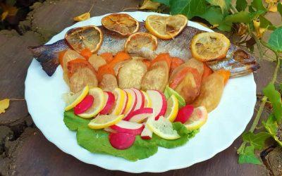 Mi a szerepük a halaknak az egészséges makrobiotikus étrendben?