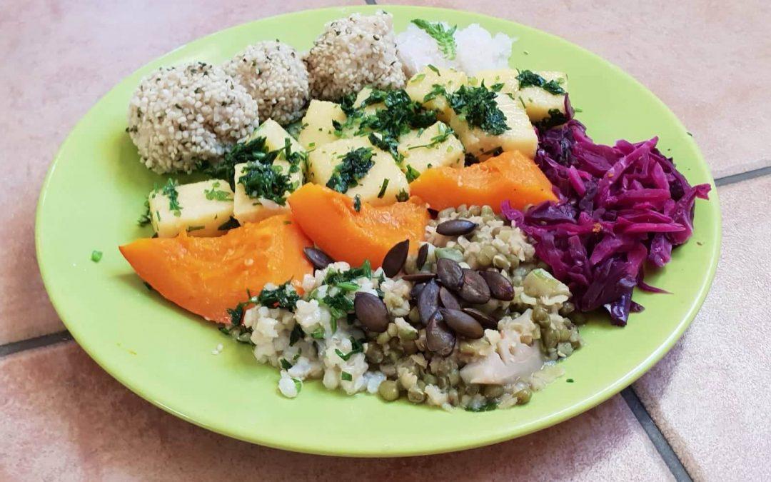 Téli makrobiotikus étrend, avagy hogyan főz egy makrobiotikus télen?