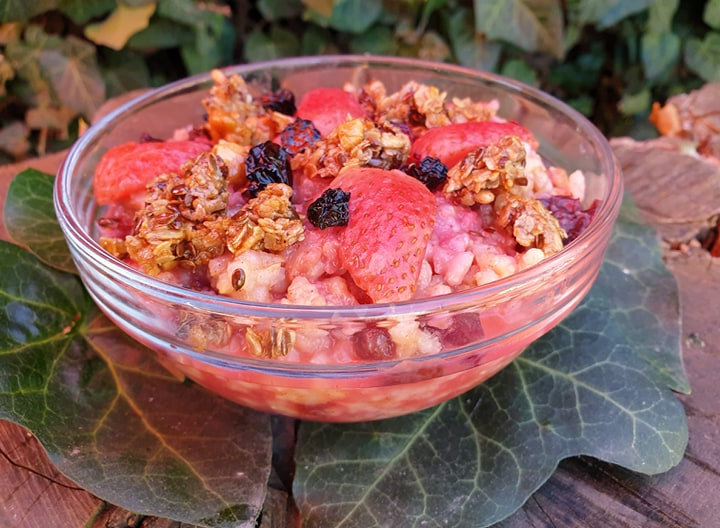 Online főzősuli – Immunrendszerünk védelméért egészséges desszertekkel