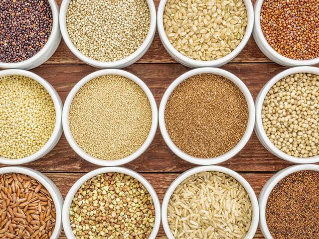 Gluténmentes alapanyagok a makrobiotikus étrendhez