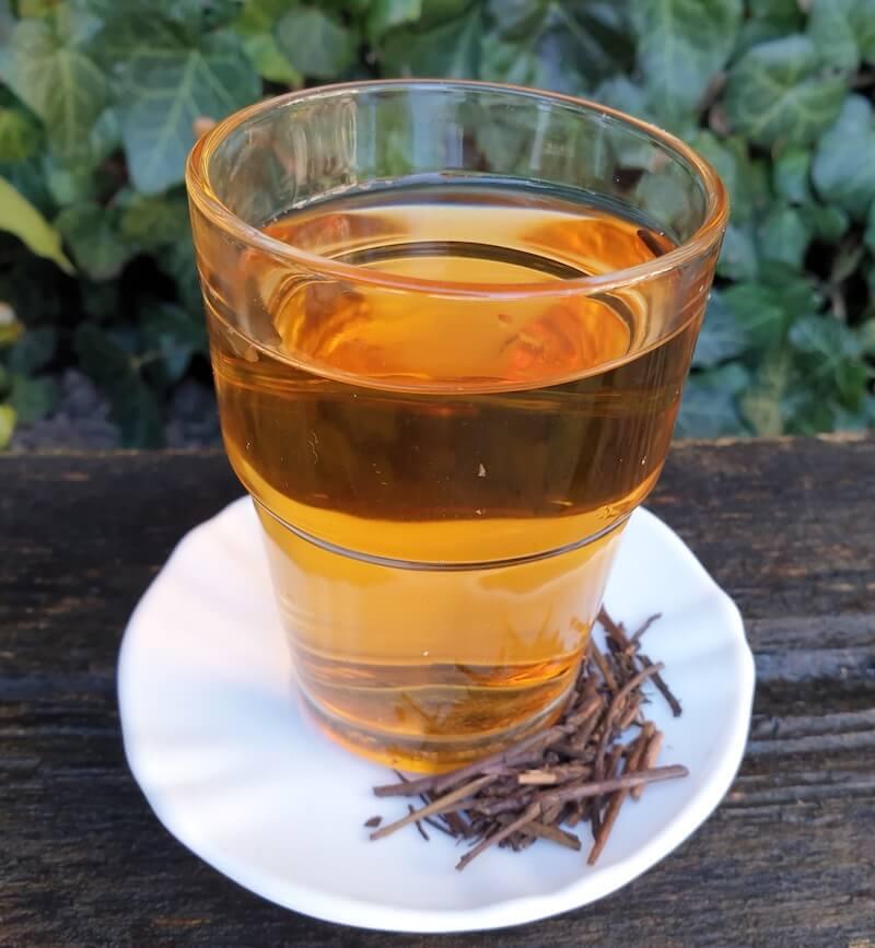 Makrobiotikus Kukicha (kukicsa) tea