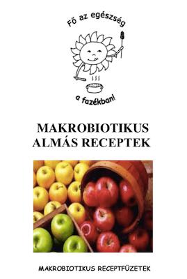Makrobiotikus almás receptek