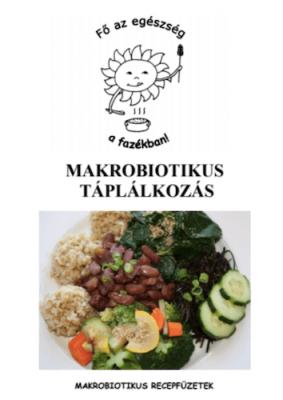 Makrobiotikus táplálkozás