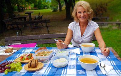 A makrobiotikus női étrend segítségével szabadultam meg a kínzó táplálékallergiától